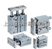 日本SMC带导杆薄型气缸性能特点 SMC带导杆薄型气缸 CXSM20-100-Z73L