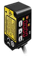日本SUNX小型激光位移传感器技术规格 FD-31