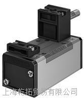 FESTO单线圈2位5通结构电磁阀,MFH-5/2-D-1-FR-C JMFH-5-3/8-B