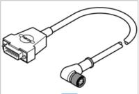 原装产品:德国FESTO编码器电缆NEBM-M12W8-E-5-N-S1G15 550318