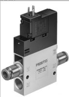 订货资料:德国FESTO紧凑性电磁阀CPE18-M1H-3GL-QS-8 163149