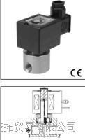 用于高压流体的直接操作电磁阀特性规格 VCCM8262H114  220V AC