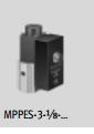 FESTO比例调压阀MPPES-3-1/8-6-010 NEBV-H1G2-KN-0.5-N-LE2
