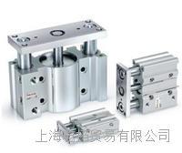 全新SMC带导杆薄型气缸MGPM32-25Z CDJ2B16-40Z-B