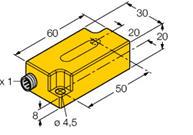 TURCK倾角传感器综合参数,Bi5-M18-AD4X ,Bi5-M18-AD4X