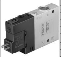 调试步骤FESTO电磁阀CPE18-M1H-3GL-1/4 QSY-4-100