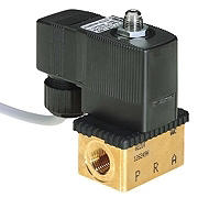 德国BURKERT直动式2/3通柱塞式电磁阀规格型号 00126215