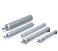 SMC标准气缸:上海乾拓常备产品 CDG1BA40-50Z