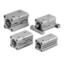 标准型SMC薄型液压缸,价格合适 CHDKDB50-100