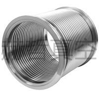 ISO160 真空波纹管