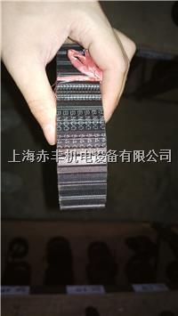 日本阪东(BANDO)双面齿同步带规格、型号、尺寸表 双面齿同步带