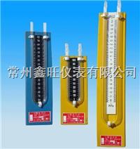 铝合金U型管玻璃水银压力计 BYYU
