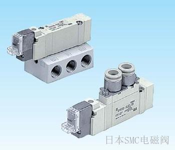 日本进口smc电磁阀接线图