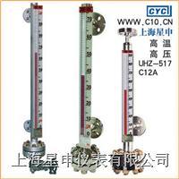 高温高压磁性翻柱液位计 UHZ-517C12E