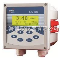 在线酸碱浓度计,国产浓度计计,上海博取浓度计,3083酸碱浓度计 SJG-3083