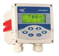 在线PH计,高温发酵PH计,生物制药高温PH检测仪,高温PH电极传感器 PHG-3081F