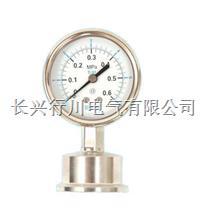 YMZ隔膜压力表