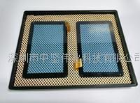 OGS触摸屏专用无尘防静电托盘 电子行业专用塑胶托盘、深圳防静电塑胶制品厂、ogs用防静电托盘注塑厂