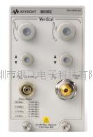 安捷伦86105C 9 GHz 光 / 20 GHz 电采样模块 86105C
