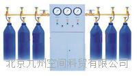 医用自动氧气汇流排/自动氧气汇流排  JZ-HB5