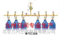 半自动氧气汇流排/自动式氧气汇流排   JZ-HB7
