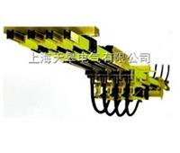 单极滑触线安装方案