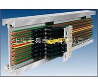 C、M、Ω型单极排式滑触线集电器 C、M、Ω型