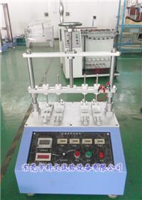 按键寿命试验机 多工位按键寿命试验机 按键疲劳试验机 KW-AJ-8022