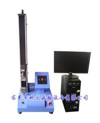 塑膠可程式單柱拉力試驗機 KW-LL-9010A