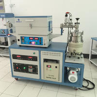 小型管式马弗炉CVD真空管式炉