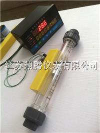 电远传塑料管转子流量计 XT-LZSD