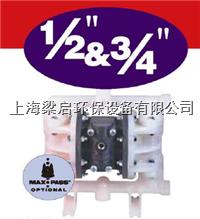"""美国ALL-FLO1/2""""&3/4""""塑料气动隔膜泵 1/2""""&3/4""""塑料气动隔膜泵"""