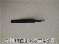 防靜電鑷子 贴片用防靜電鑷子、揭膜专业扁头镊子、尖头镊子