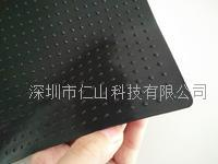 新款防靜電黑色矽膠防滑墊