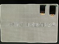 耐高温矽膠防滑墊、硅胶防靜電防滑墊