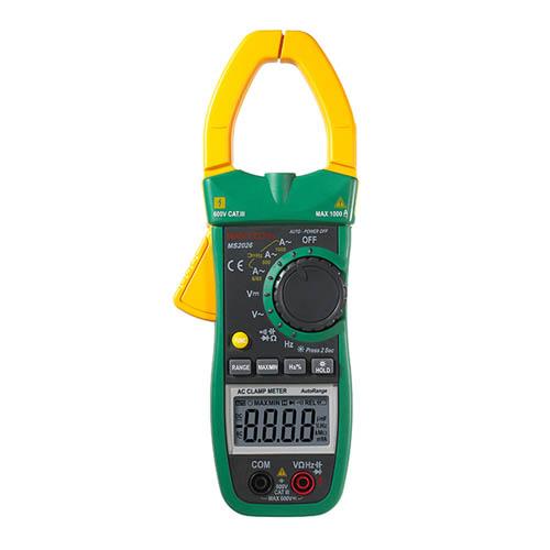 数字电流钳形表 MS2026