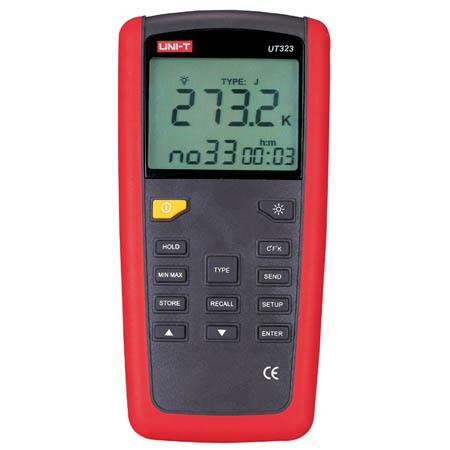 接触式测温仪 UT323