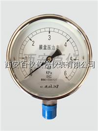 Y-150BF不锈钢压力表 Y-150BF