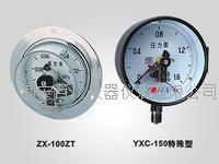 磁固电接点压力表 YXCM