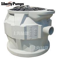 污水提升装置  利佰特P682XPRG102双泵研磨提升器 别墅专用污水提升器 P682XPRG102
