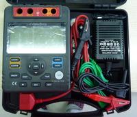 SG2000新智能双显绝缘电阻测试仪 SG2000