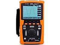 是德科技U1604B手持式示波器,40M帶寬2 通道  最大采樣率為 200 MSa/s U1604B