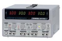 台湾固纬GPS-4303C可调直流电源4表4CH直流稳压电源,0~30V/3A*2,串联60V 3A,并联30V 6A GPS-4303C
