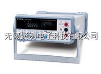 固緯GDM-8342臺式數字萬用表,50000位雙量測雙顯示(VFD顯示),溫度測量和USB數據存儲(標配USB接口) GDM-8342