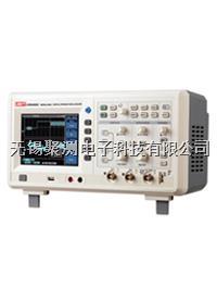 優利德UTD4302C數字示波器,帶寬:300MHz,2通道,2GS/s的實時采樣率,16通道邏輯分析儀,3位半數字萬用表; UTD4302C