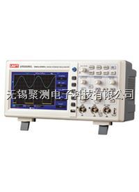 優利德UTD2052CL數字示波器,帶寬50MHz,2通道,7寸寬屏顯示,通過U盤可進行系統軟件升級。 UTD2052CL