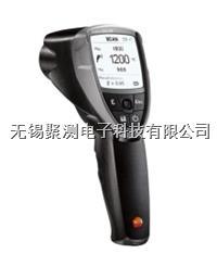 testo 835-T2 - 紅外高溫測溫儀,測溫量程高達1,500 °C,可存儲達200組測量數據;通過免費下載的電腦軟件進行簡便的數據管理和分析 testo 835-T2