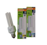 欧司朗  E27灯头 标准型电子节能灯 20W/827/865