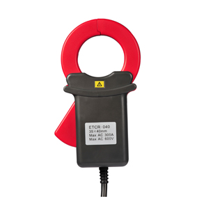 ETCR040 High Accuracy Clamp AC Current Sensor