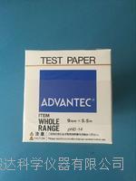 日本advantec试纸WR WR